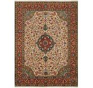 Link to 245cm x 345cm Tabriz Persian Rug