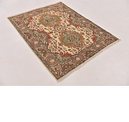 Link to 3' 7 x 4' 7 Tabriz Persian Rug