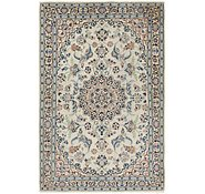 Link to 3' 8 x 5' 6 Nain Persian Rug