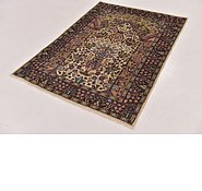 Link to 3' 4 x 4' 10 Tabriz Persian Rug