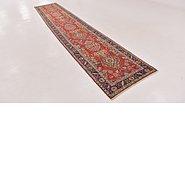 Link to 3' x 16' 3 Tabriz Persian Runner Rug