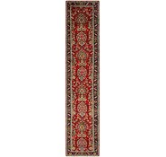 Link to 3' x 16' 3 Tabriz Persian Runner Rug