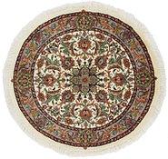 Link to 107cm x 107cm Tabriz Persian Square Rug
