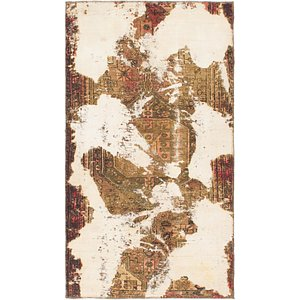 Link to 3' x 5' 4 Ultra Vintage Persian ... item page