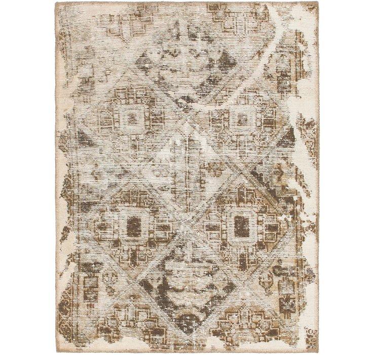 3' 2 x 4' 3 Ultra Vintage Persian Rug