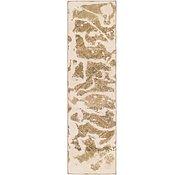 Link to 75cm x 287cm Ultra Vintage Persian Runner Rug