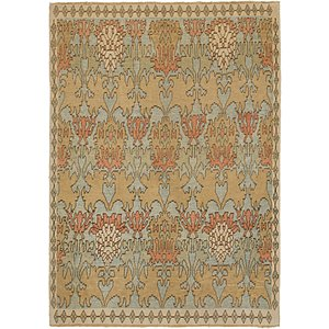 Link to 235cm x 325cm Oushak Rug item page