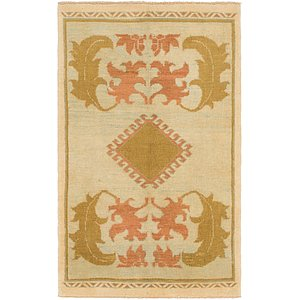 Link to 127cm x 208cm Oushak Rug item page