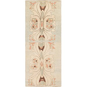 Link to 4' 3 x 10' 8 Oushak Runner Rug item page