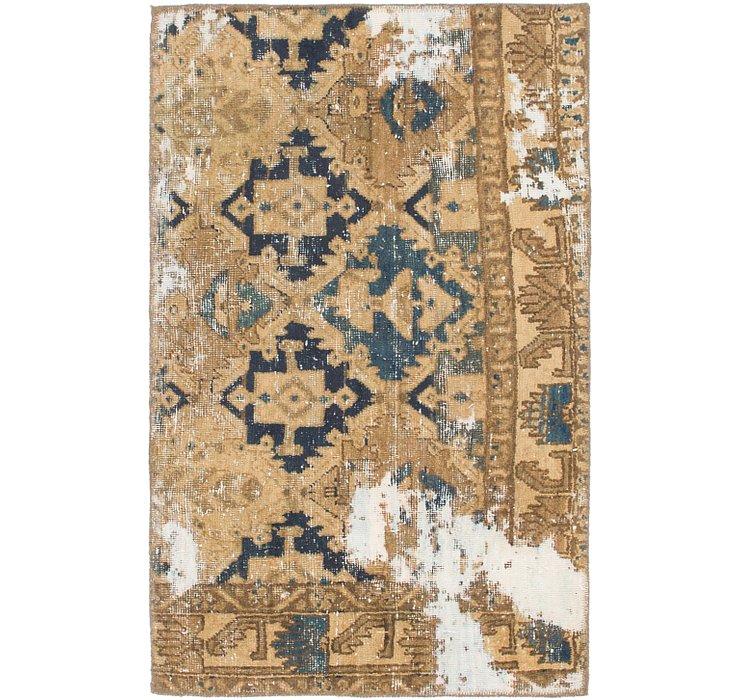 2' 8 x 4' 3 Ultra Vintage Persian Rug