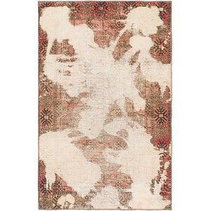 Link to 110cm x 173cm Ultra Vintage Persian ... item page
