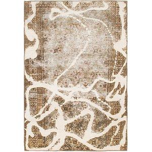 3' 7 x 5' 5 Ultra Vintage Persian Rug
