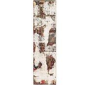 Link to 80cm x 330cm Ultra Vintage Persian Runner Rug
