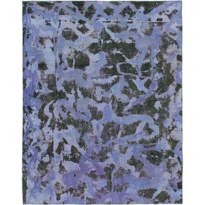 8' 10 x 11' 2 Ultra Vintage Persian Rug