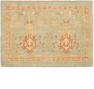 Link to 3' 2 x 4' 6 Oushak Rug
