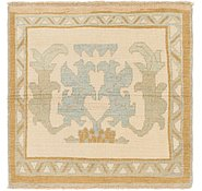 Link to 3' 8 x 3' 10 Oushak Square Rug