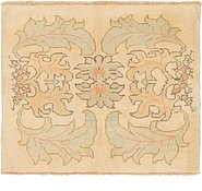 Link to 107cm x 122cm Oushak Square Rug