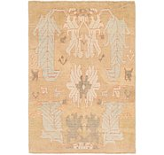Link to 4' 6 x 6' 4 Oushak Rug