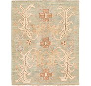 Link to 4' 3 x 5' 4 Oushak Rug