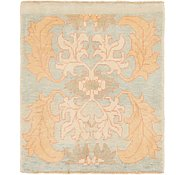 Link to 4' 2 x 4' 9 Oushak Square Rug