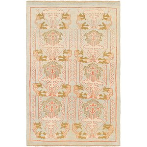 Link to 130cm x 213cm Oushak Rug item page