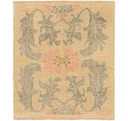 Link to 4' 4 x 5' 2 Oushak Square Rug