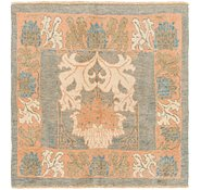 Link to 4' 5 x 4' 7 Oushak Square Rug