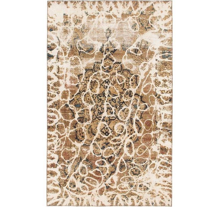 6' x 10' Ultra Vintage Persian Rug