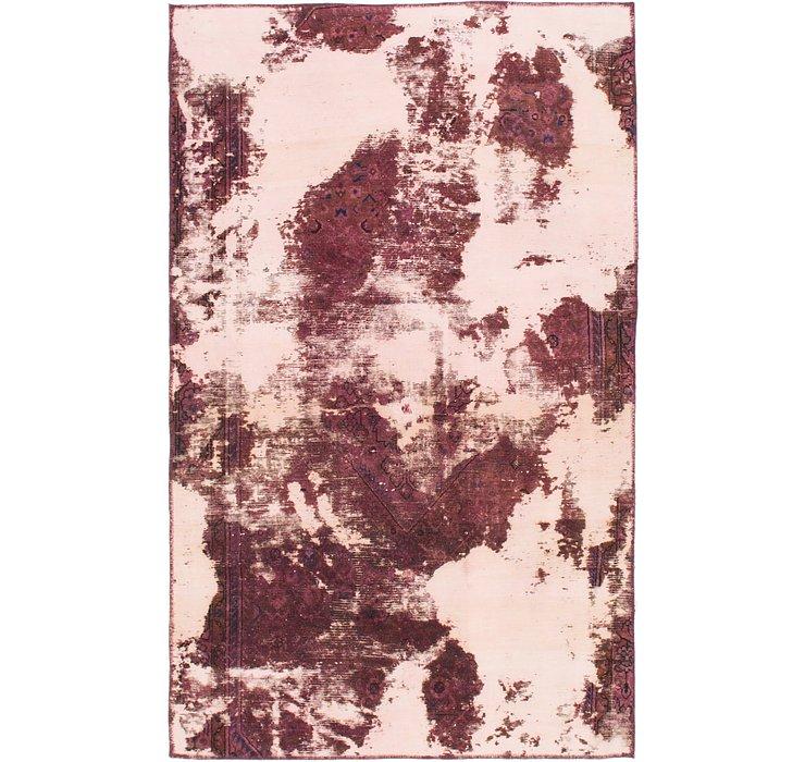 5' x 8' Ultra Vintage Persian Rug