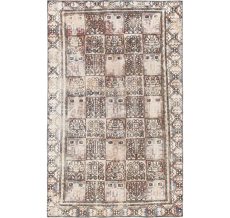 175cm x 275cm Ultra Vintage Persian Rug