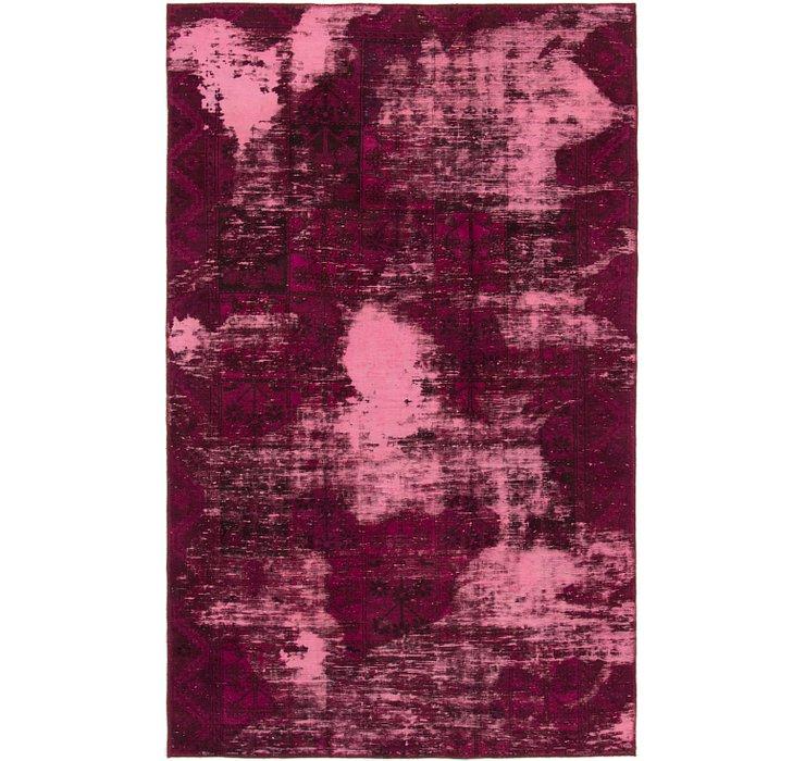 4' 7 x 7' 6 Ultra Vintage Persian Rug