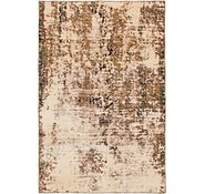 Link to 145cm x 213cm Ultra Vintage Persian Rug