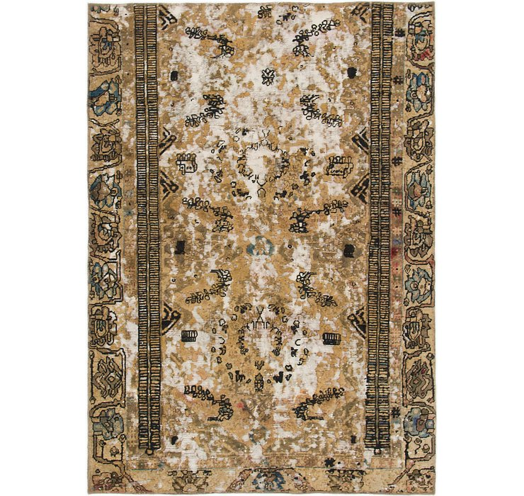 4' 8 x 6' 7 Ultra Vintage Persian Rug
