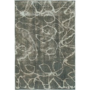 4' 4 x 6' 4 Ultra Vintage Persian Rug