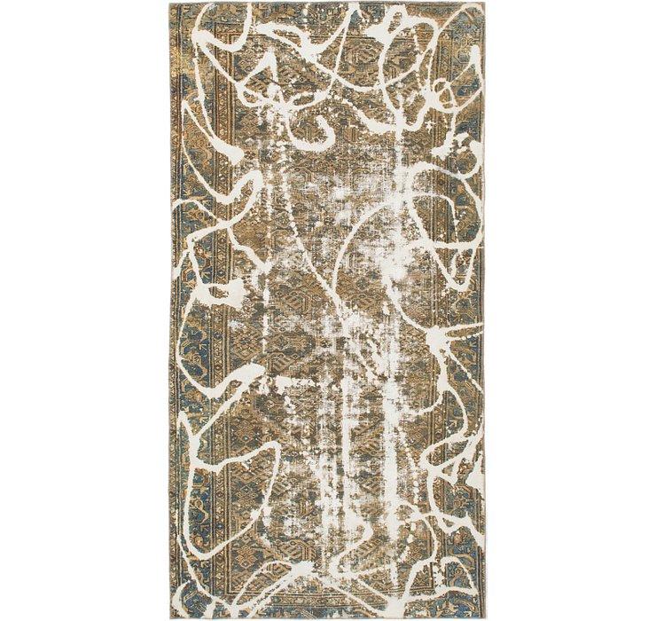 4' 8 x 9' Ultra Vintage Persian Rug