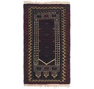 Link to 2' 8 x 5' 6 Balouch Persian Rug