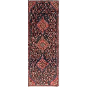 3' 6 x 10' 5 Mazlaghan Persian Runne...