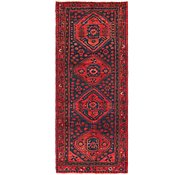 Link to 3' 5 x 8' 4 Hamedan Persian Runner Rug