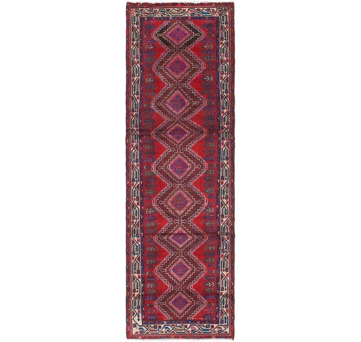 3' 2 x 10' 7 Chenar Persian Runner Rug