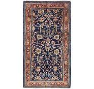 Link to 3' 7 x 7' Farahan Persian Rug