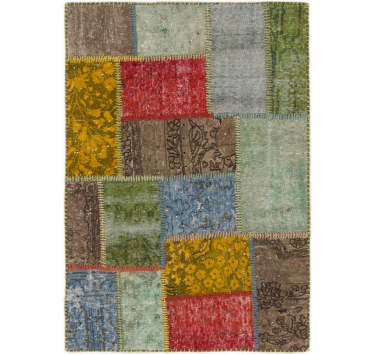 2' 8 x 3' 10 Ultra Vintage Persian Rug