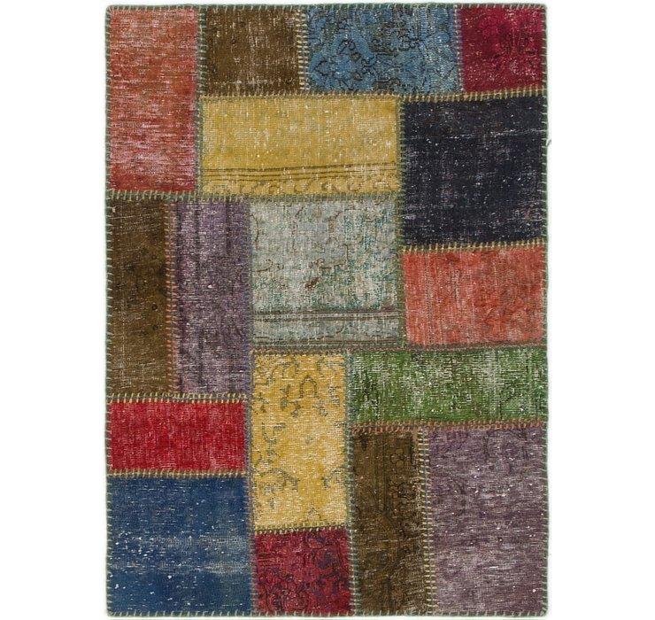 2' 10 x 4' Ultra Vintage Persian Rug