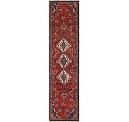 Link to 3' 3 x 13' 8 Hamedan Persian Runner Rug
