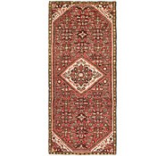 Link to 112cm x 270cm Hossainabad Persian Runner Rug