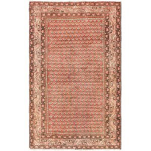 HandKnotted 4' x 6' 6 Botemir Persian Rug