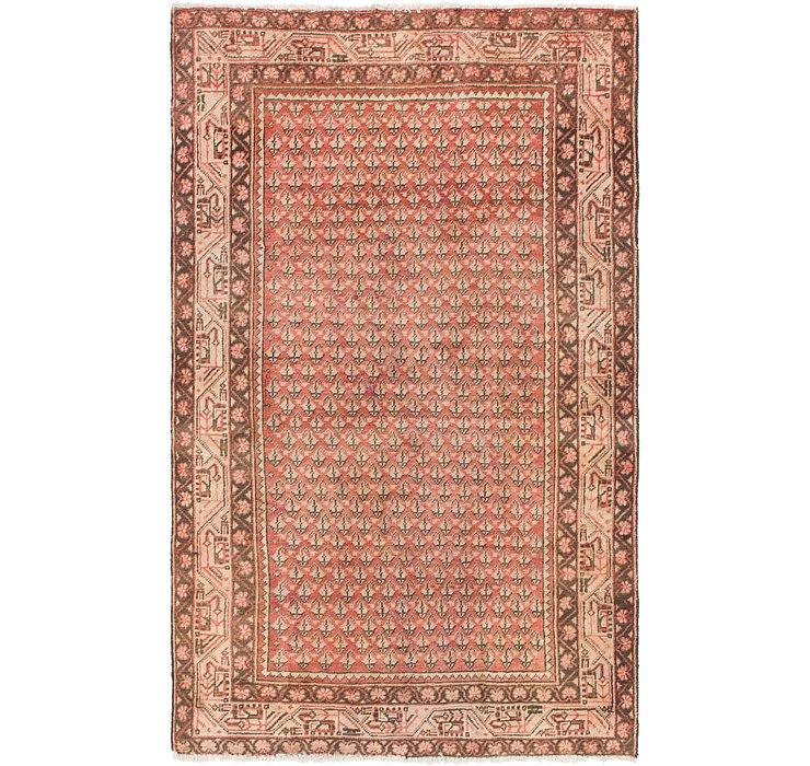 4' x 6' 6 Botemir Persian Rug