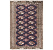 Link to 4' 2 x 6' 2 Bokhara Rug