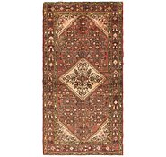Link to 3' 4 x 6' 9 Hossainabad Persian Runner Rug