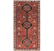 Link to 4' 5 x 9' 2 Hamedan Persian Runner Rug
