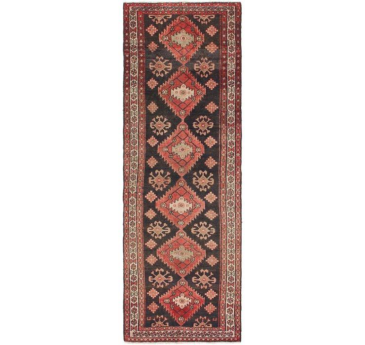 3' 3 x 10' 6 Saveh Persian Runner Rug